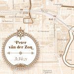 Print Amsterdam Marathon 2017 - Print my run