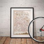 Amstel Gold Race print - print my run